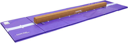 Addie Beam shown with purple Hopscotch Mat