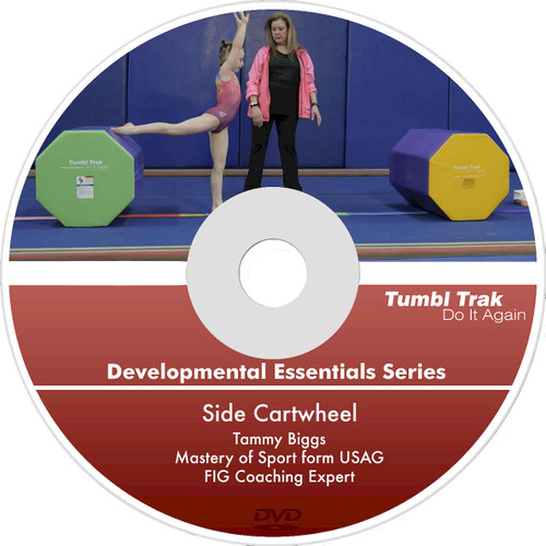 Tammy Biggs: Side Cartwheel