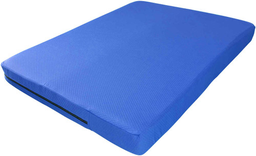 The Home Practice Mat is available in two colors:  Royal Blue and Purple