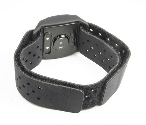 The Sensr 4.0 with soft, adjustable neoprene strap.