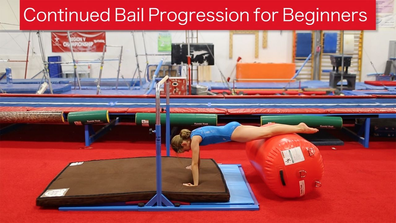 Play Video - Bail Progression Drill For Beginners Continued