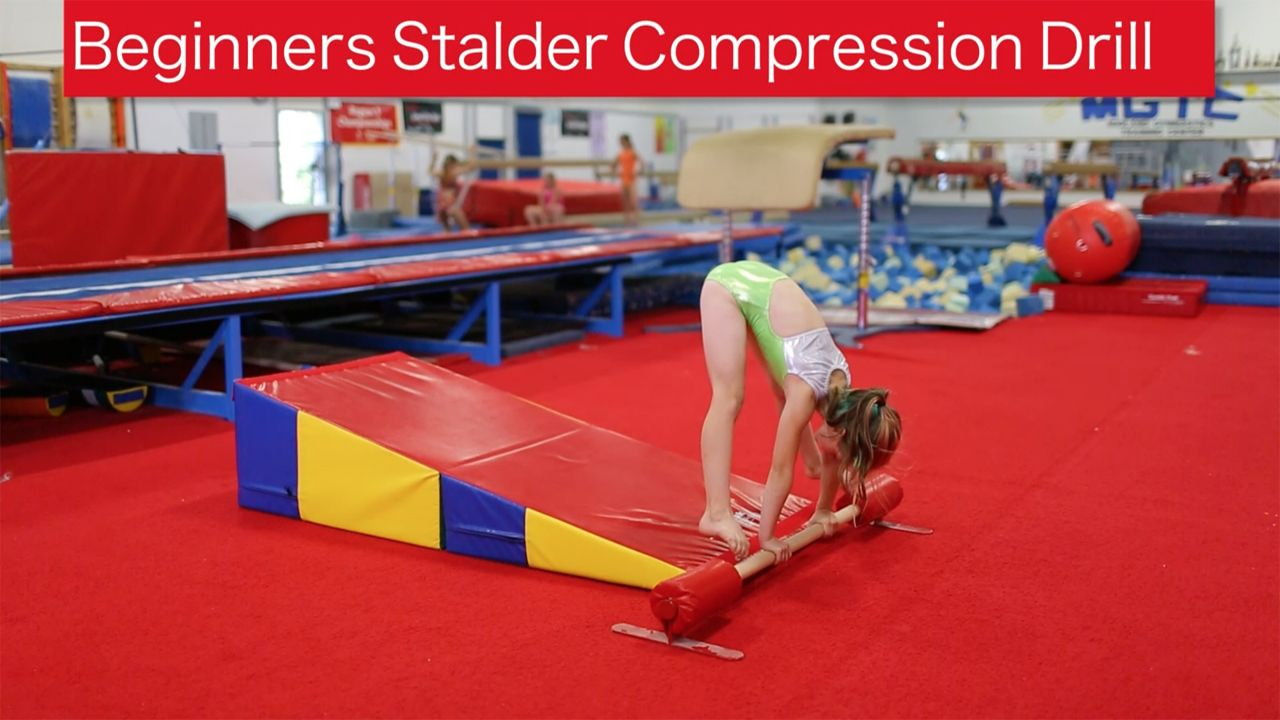 Play Video - Beginners Stalder Compression Drill