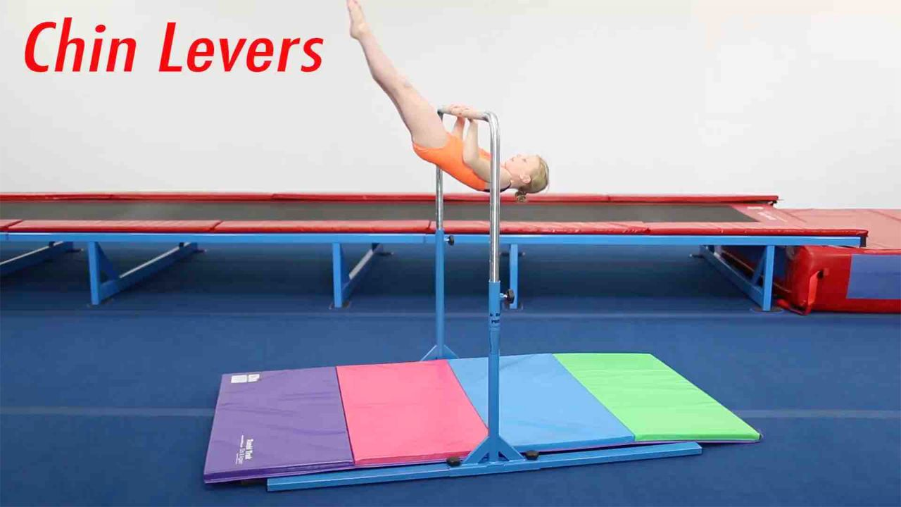 Play Video - Chin Levers