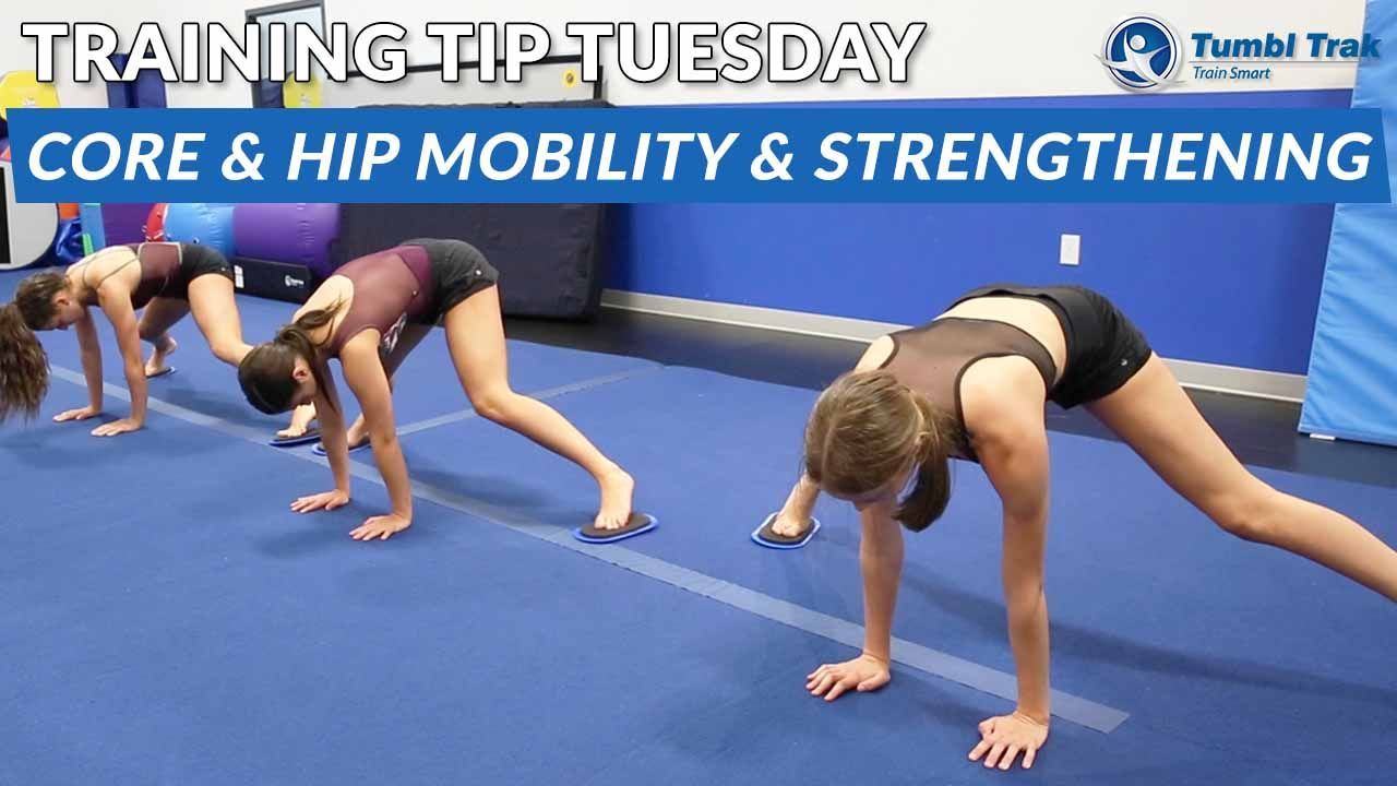 Play Video - Core & Hip Mobility & Strengthening