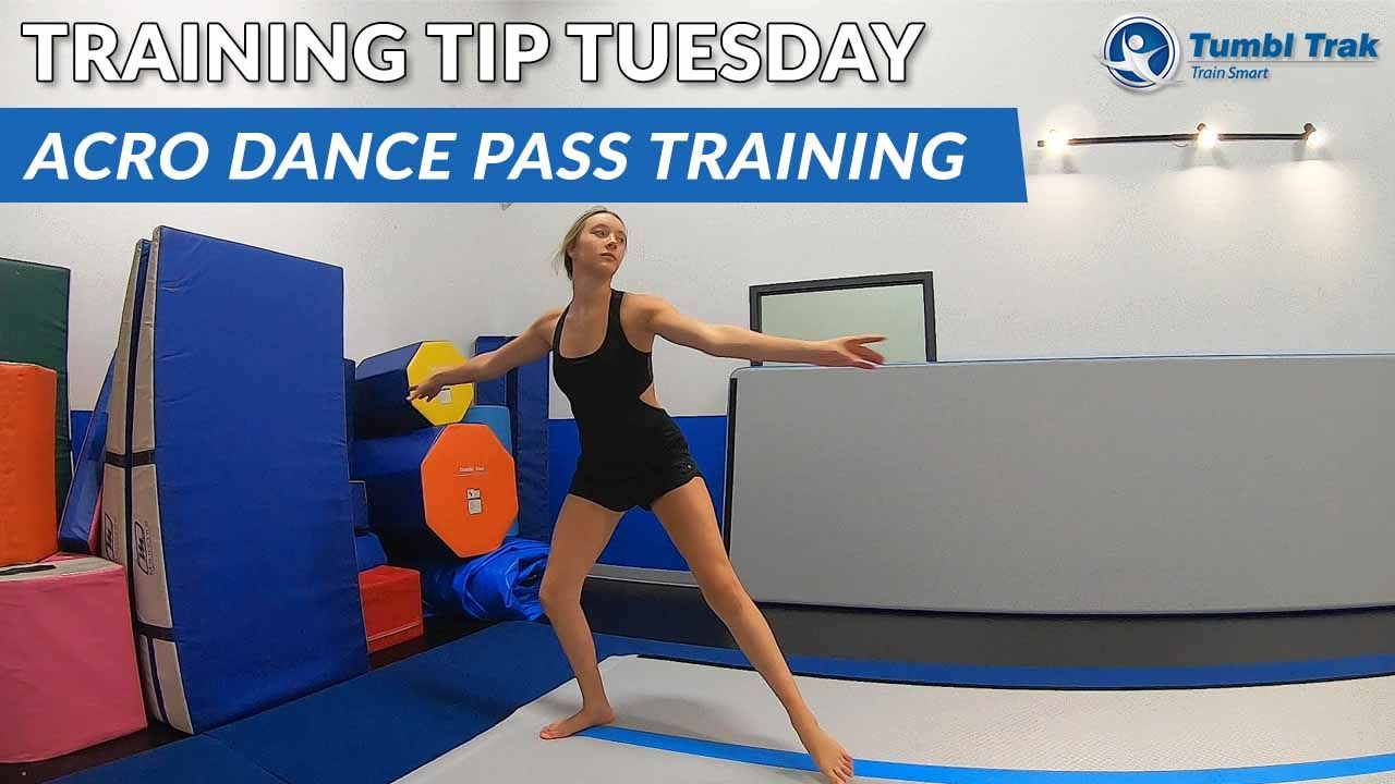 Play Video - Acro Dance Pass Training