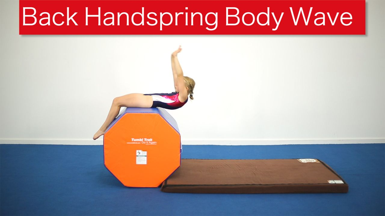 Play Video - Back Handspring Body Wave