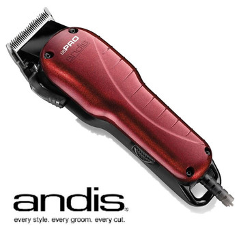 Coming in resplendent red, Andis US Pro US1 High Speed Clipper is designed to be the last clipper you'll ever need. Not just all outside glamour, the clipper is an incredibly powerful option that gives fast and precise cutting; achieving over 12,000 strokes per minute. So whether you're a busy barber or hectic home-user, the clipper should achieve the same level of varied success, cutting hair in the same high quality manner regardless of if it's wet or dry.   +Adjusts from #000 to 1 +Magnetic Motor +17 oz clipper is balanced with ergonomic design to feel smalled and lighter in your hand   Includes Andis US Pro US1 High Speed Clipper 6 Attachment Combs Clipper Oil Blade Guard