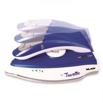 PALSON Travel Iron 1000W Steam & Spray Function- Dual Voltage