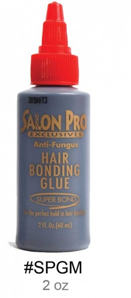 SALON PRO BONDING GLUE - 2oz