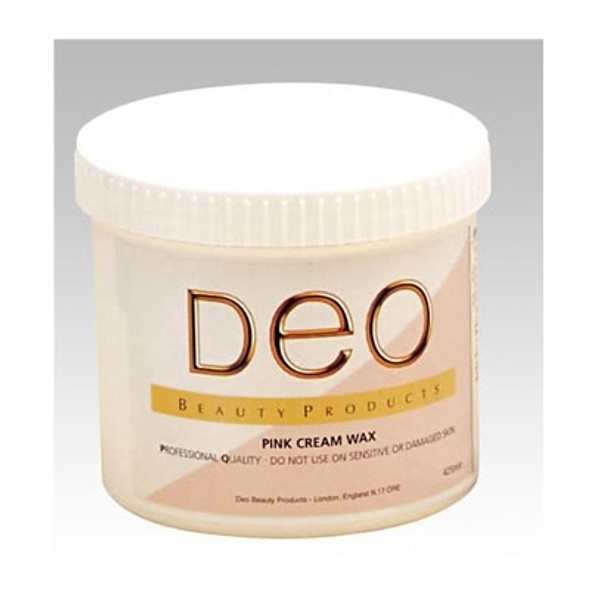 Deo Pink Cream Wax