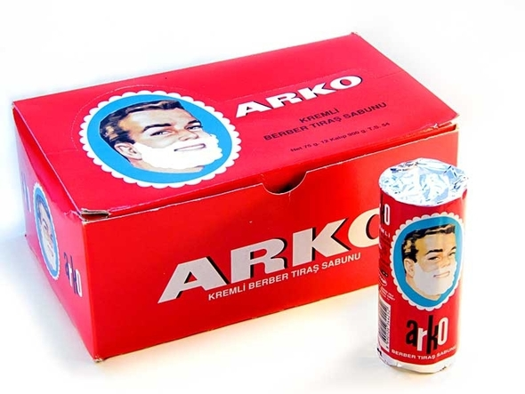Arko Shaving Soap 12 Pcs