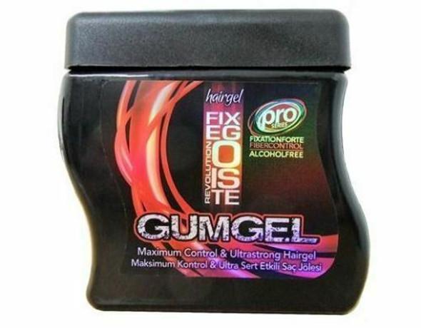 Fix Egoiste Gumgel Hair Gel Max Control & Ultra Strong Hair Gel 250ml