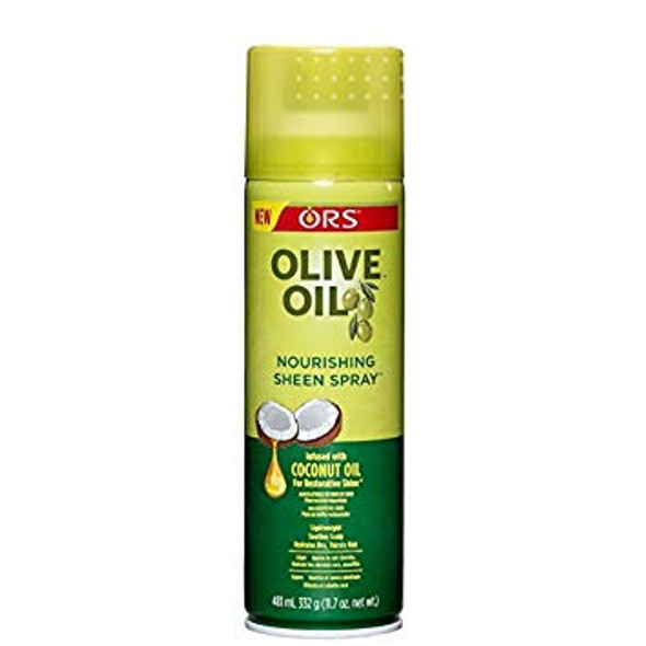 Ultimate Organic Therapy Olive Oil Conditioning Sheen Spray 11.5oz