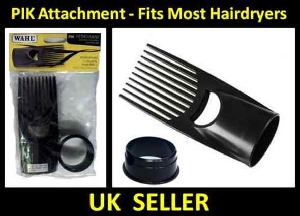 Wahl Hairdryer Pik Attachment