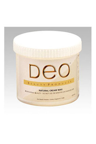 Deo Natural Cream Wax