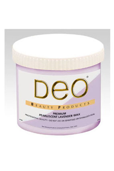 Deo Pearlised Soft Wax With Lavende