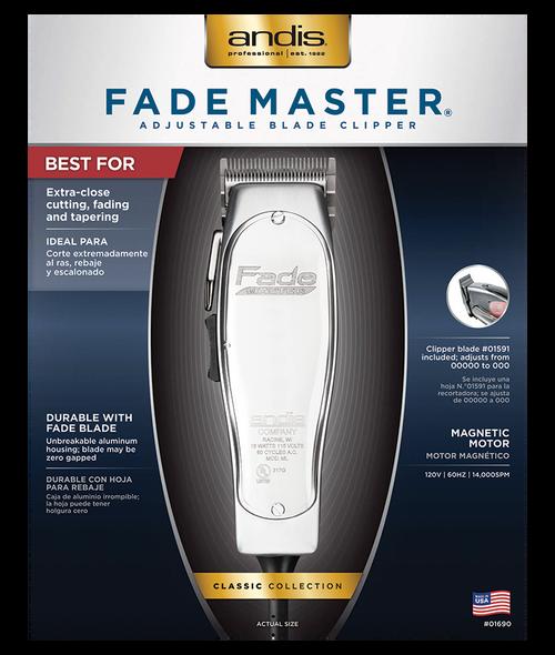 Andis - Fademaster (US Plug)