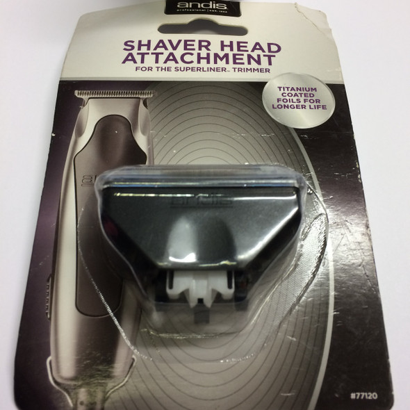 Andis Shaver Head Attachment - Superliner