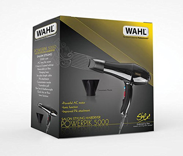Wahl Afro 5000 Power Pik Pro Dryer