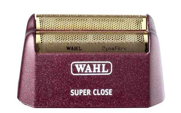 WAHL 5 Star Shaver/Shaper Replacement Super Close Foil-Gold