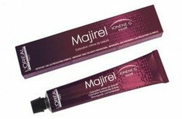 Loreal colour Majirel hair dye colour light blonde 8 color 50 ml ( 2 pcs offer )