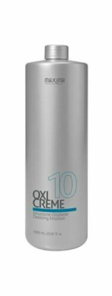 MAXIMA OXICREME HAIR COLORING PEROXIDE CREME 1000ml VOL 10