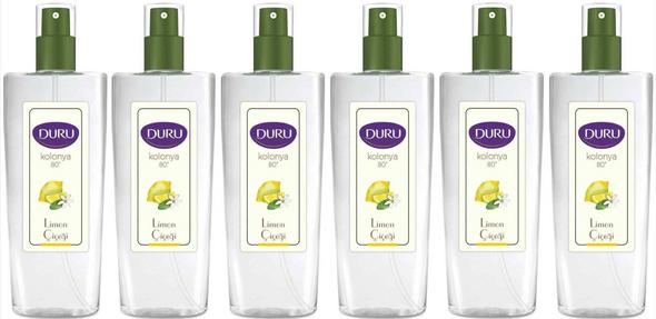 Duru Lemon Cologne 150 ml (6 PCS)