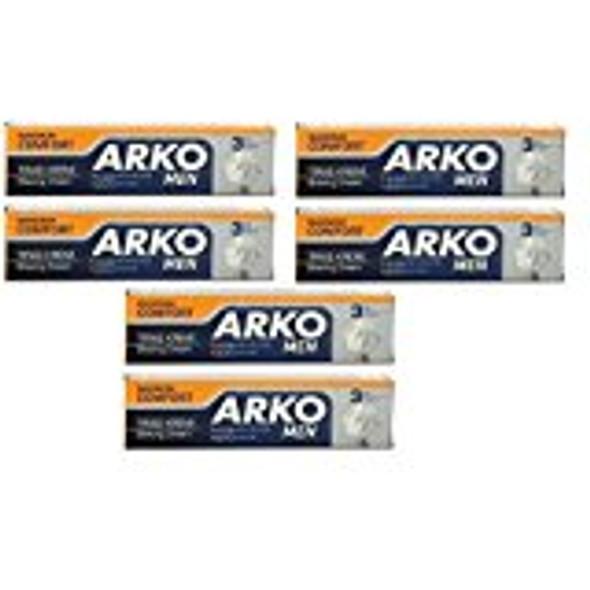 Arko 100g Shaving Cream Maximum Comfort (6 PCs Offer)