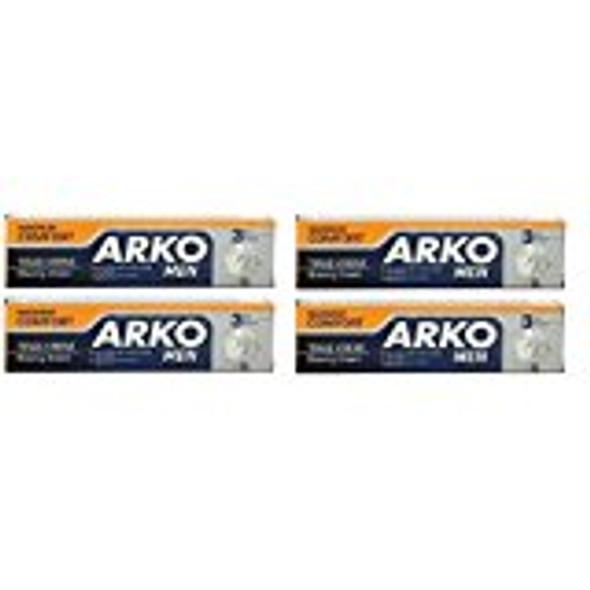 Arko 100g Shaving Cream Maximum Comfort (4 PCs Offer)