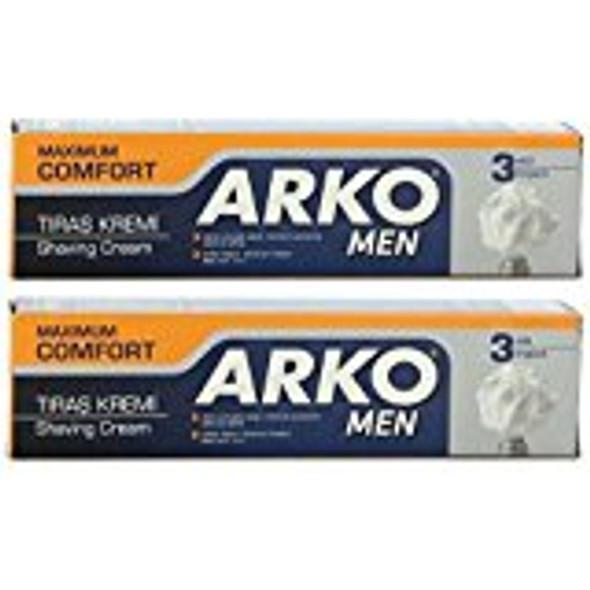 Arko 100g Shaving Cream Maximum Comfort (2 PCs Offer)