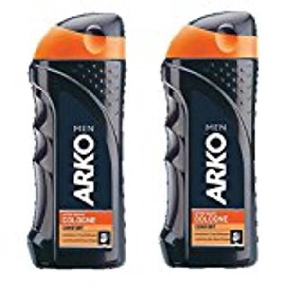 Arko Men Aftershave Cologne - Comfort (2 PCs Offer)