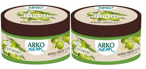 Arko Nem Nourishing Care Cream 300 mL (2 PCS Offer)