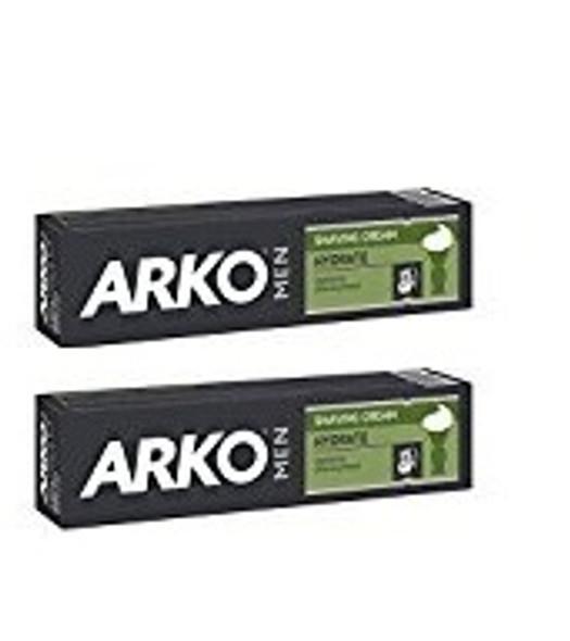 Arko Men Shaving Cream - Hydrate 100 g (2 PCS Offer)