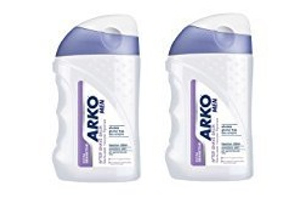 Arko Men EXTRA SENSITIVE After shave balm 150 ml (2 PCS Offer)