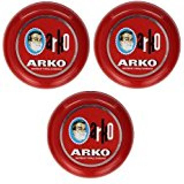 ARKO - Berber Tiras Sabunu (BARBER SHAVING SOAP) - 90g **3 PCS**
