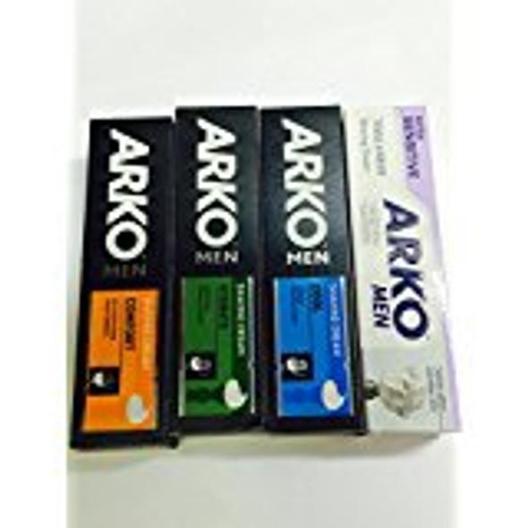 ARKO MEN SHAVING CREAMS x 4 COMBO SET ***FREE UK DELIVERY***