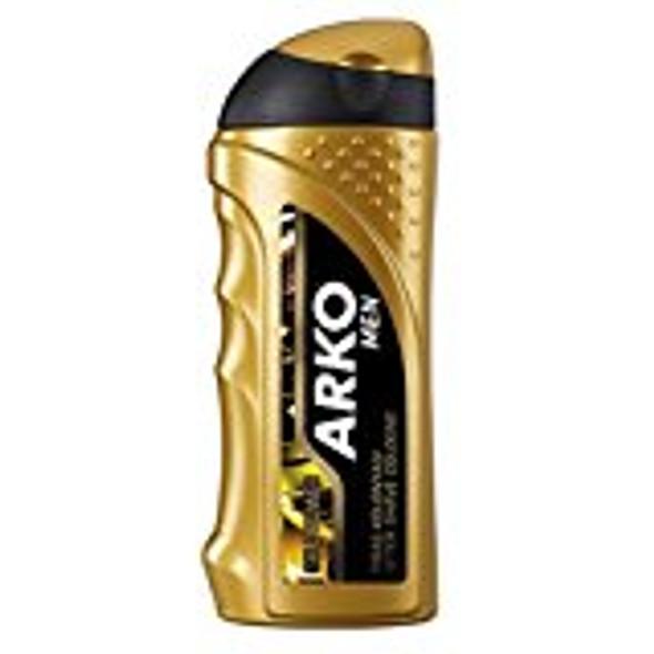 Arko Men Aftershave Cologne Gold Power 250ml 1 Million Scent