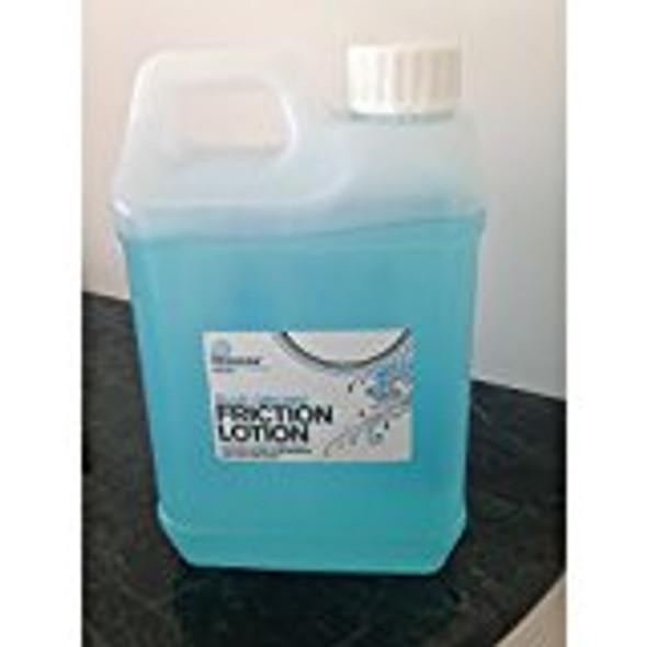 Pashana-Blue Orchid -Friction Lotion 2 Litre
