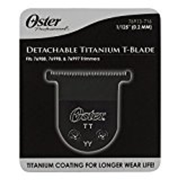 Oster Detachable Titanium Narrow Blade