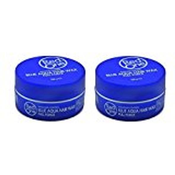 Red One Blue Aqua Hair Wax 150ml (2 PCs Offer)