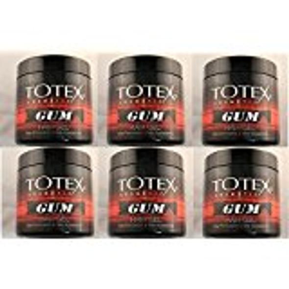 Totex GUM Hair Gel 700 mL (6 PCs Offer)