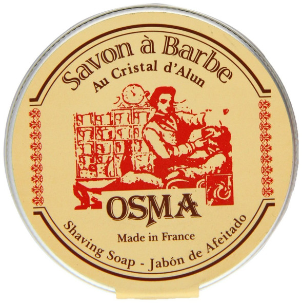 Osma 100g Alum Beard Soap