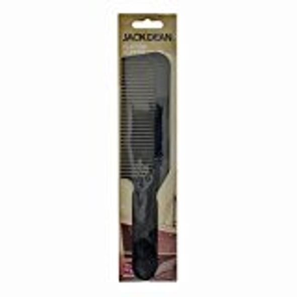 Denman Jack Dean Black Flattop Clipper Comb