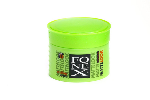 x5 ORIGINAL FONEX MATTE LOOK HAIR STYLING WAX 100ML ***FREE UK DELIVERY***