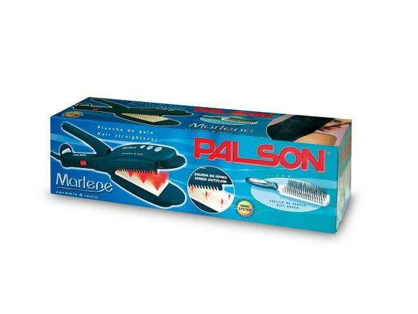 PALSON Marlene Hair Straightener - Ceramic & Ionic
