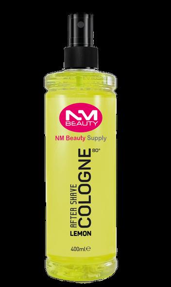 NMB Eau De Barber Lemon Cologne 400ML