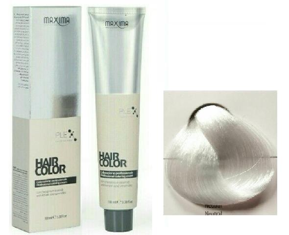 Maxima Vital Hair Colour Cream Natural -100ml (2 pcs Offer )