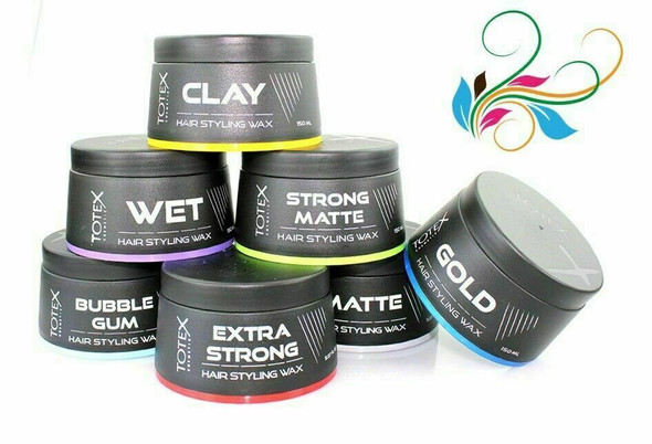 TOTEX HAIR STYLING WAX-STRONG MATTE