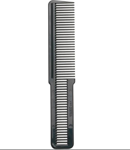 Wahl Flat Top Comb - Large Black