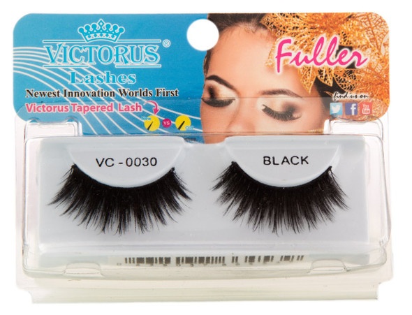 VC-0030 MYSTERY BLACK Strips Lashes